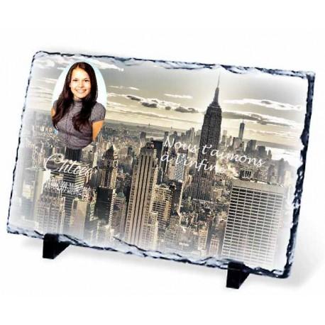 Plaque Funéraire New York