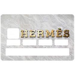 Sticker CB Hermès