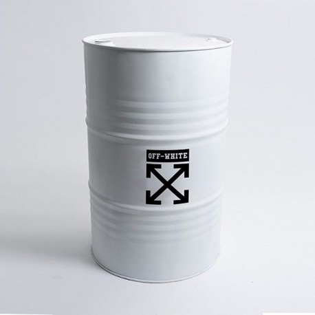 Kit Stickers baril Off-White