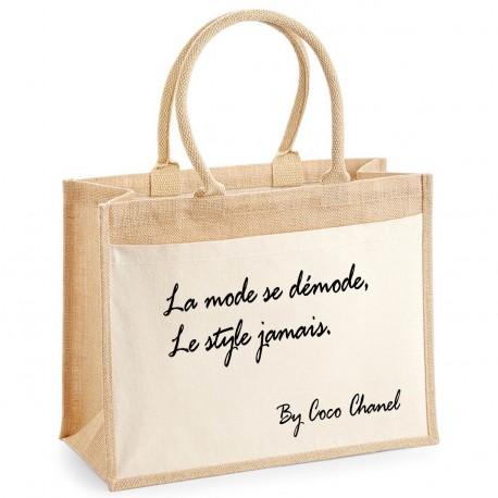 Sac shopping La mode
