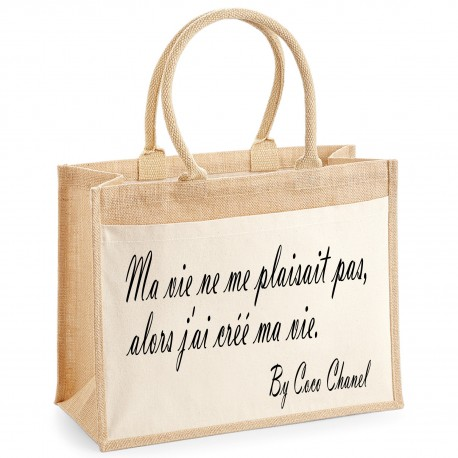Sac shopping La vie