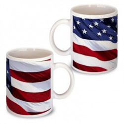 Mug Drapeau USA