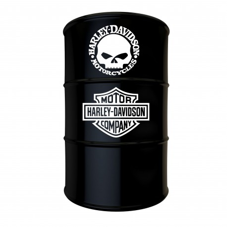 Kit Stickers baril Harley Davidson