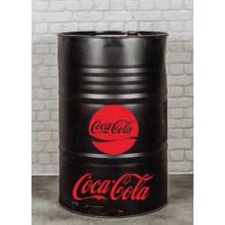 Kit Stickers baril Coca-Cola