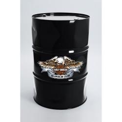 Kit Stickers baril Harley Davidson couleur