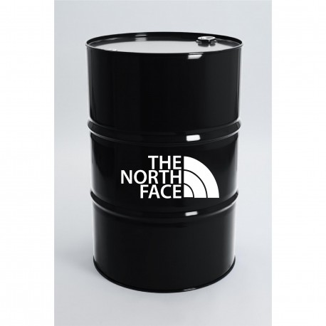 Kit Stickers baril North Face