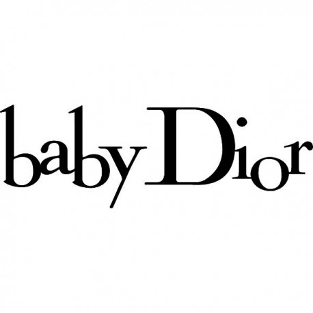 Sticker Dior fashion