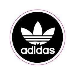 Sticker adidas 4