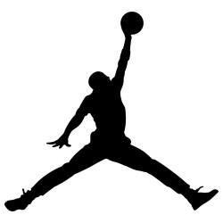 Sticker Jordan