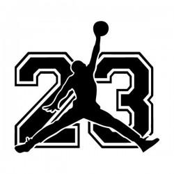 Sticker Jordan 3