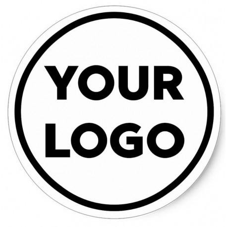 Sticker votre logo personnalisé