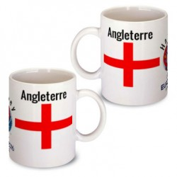 Mug Prénom Euro 2016 Angleterre