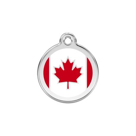 Médaille Chien Red Dingo Canada