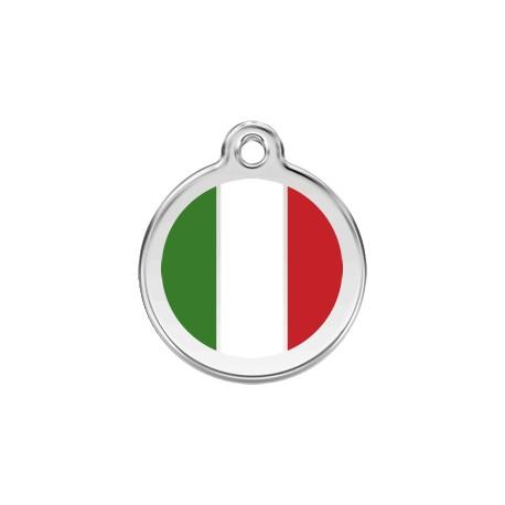 Médaille Chien Red Dingo Italia