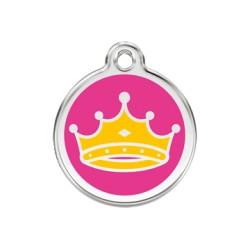 Médaille Chien Red Dingo Queen