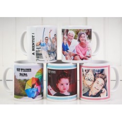 Mug Photo Ultra Personnalisable