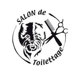 Sticker salon de toilettage 2