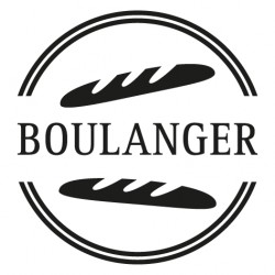 Sticker Boulanger Patissier