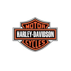 Sticker couleur Harley 2