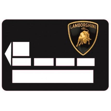 Sticker CB Lamborghini