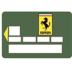Sticker CB Ferrari