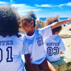 Pack 3 Tshirt enfant Sister